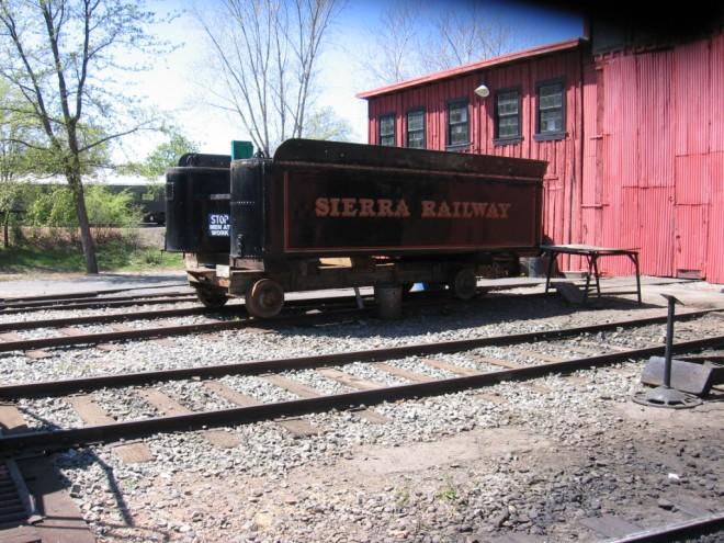 Sierra No. 3 Tender