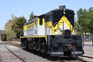Sierra Railway 613