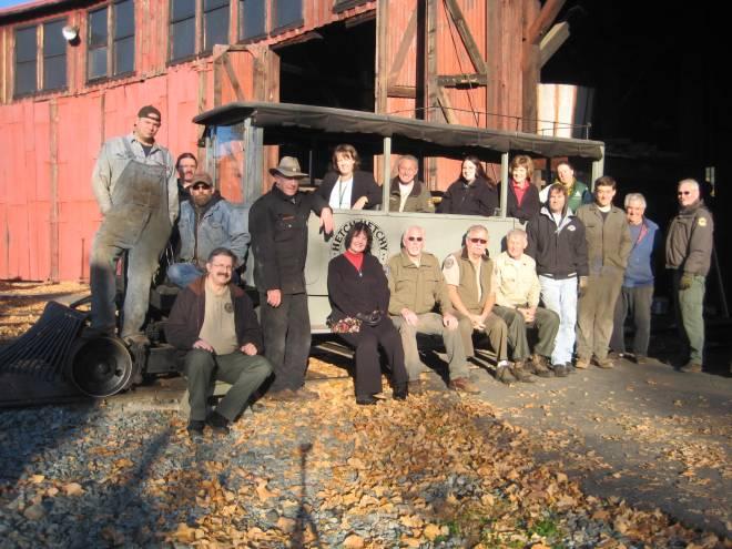 Railtown Staff