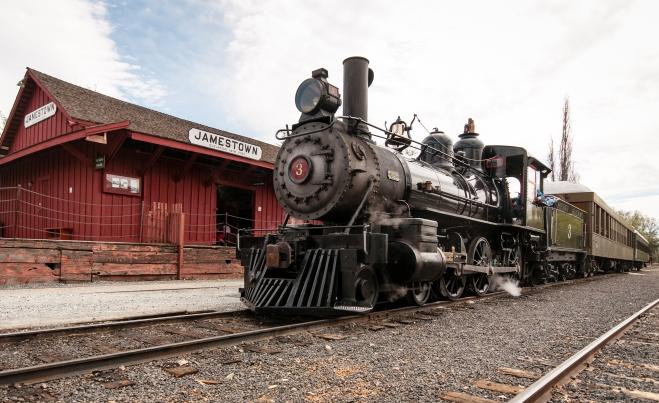 No. 3 at depot (from north) Michael Sharps photo