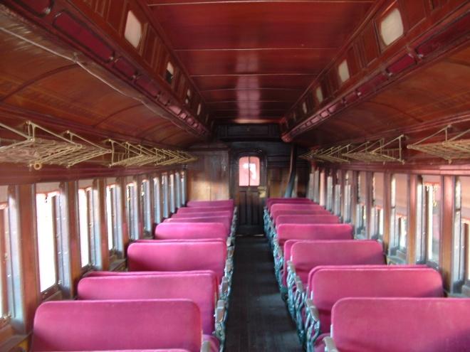 Interior view of Coach 2