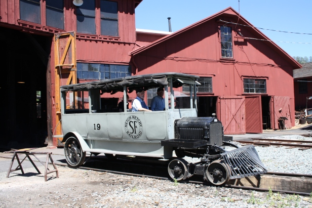 Hetch Hetchy Car 19