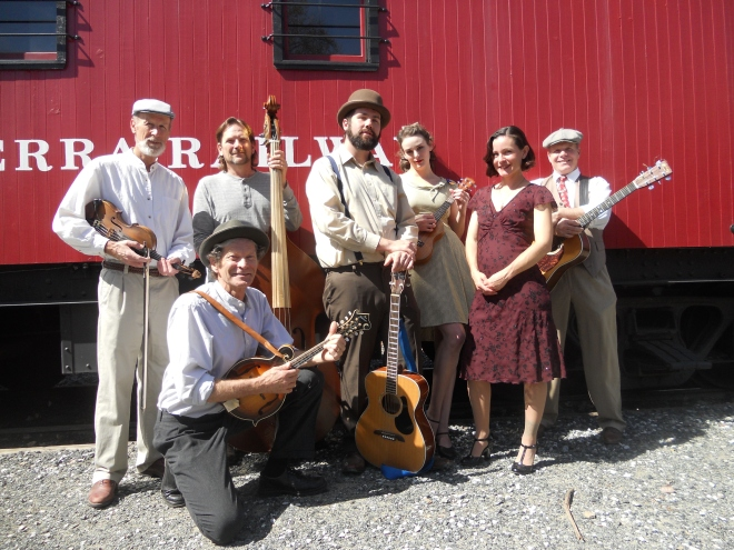 The Wailin Woodys will perform June 7 at 6pm