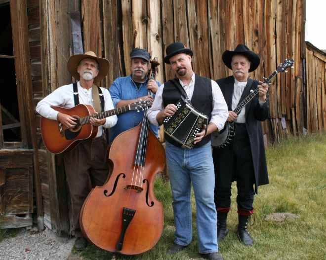 The Black Irish Band will perform from 11-2, under the Tulip Tree