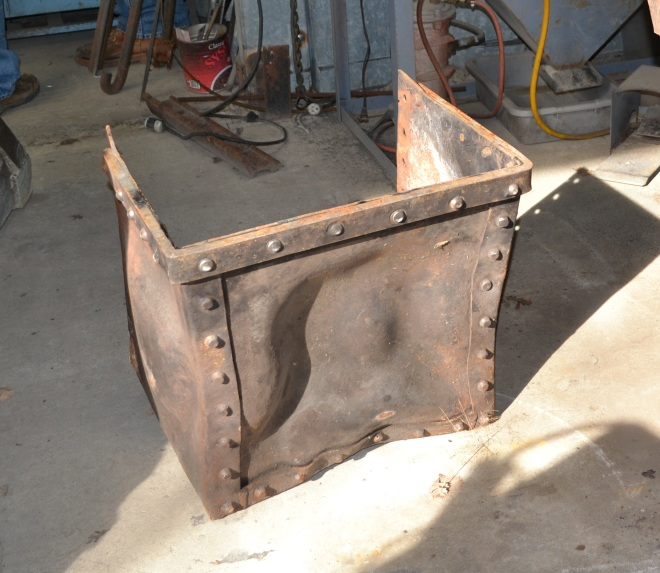 old damper box cropped